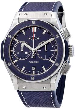 Hublot Classic Fusion Chronograph Automatic Blue Dial Men's Watch