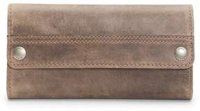 Frye Melissa Leather Continental Wallet