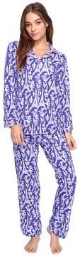 BedHead Long Sleeve Classic Pajama Set
