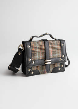 And other stories Structured Small Accordion Bag