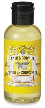 J.R. Watkins J.R.Watkins Bath and Body Oil - Lemon - 4 oz