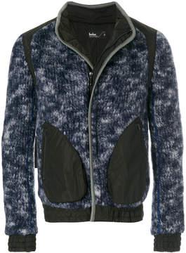 Kolor zipped jacket