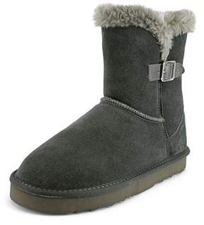 Style&Co. Style & Co Tiny Round Toe Suede Winter Boot.