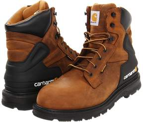 Carhartt CMW6120 6 Boot Men's Work Lace-up Boots