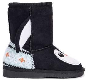 Muk Luks Kids' Echo Penguin Boot Toddler/Preschool