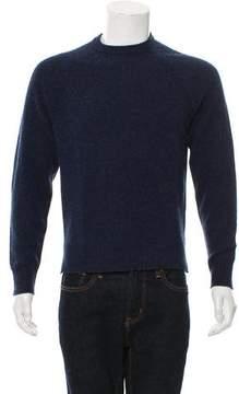 Jack Spade Woven Crew Neck Sweater