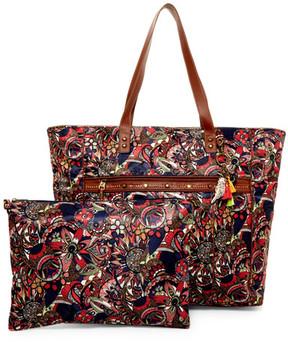 Sakroots Artist Circle Kota Nylon Travel Bag
