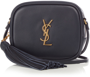 SAINT LAURENT Monogram Blogger leather cross-body bag