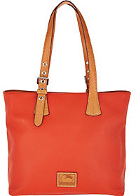 Dooney & Bourke As Is Patterson Pebble Emily Tote - ONE COLOR - STYLE