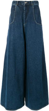 Martine Rose wide leg jeans