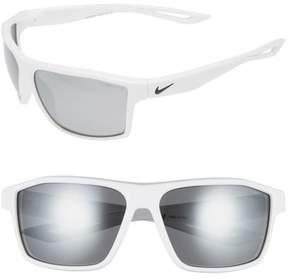 Men's Nike Legend 65Mm Multi-Sport Sunglasses - Matte Anthracite/ Black