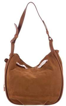 Repetto Reverence Suede Bag