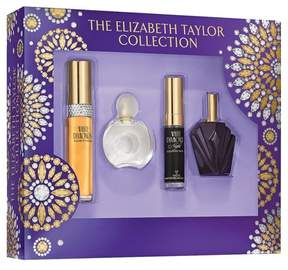 Elizabeth Taylor Taylor Fragrance Sampler by Women's Fragrance Set - 4pc
