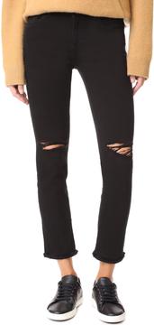 DL1961 Mara Ankle Instasculpt Straight Jeans