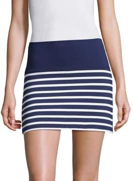 Beyond Yoga Women's Striped Detail Skirt