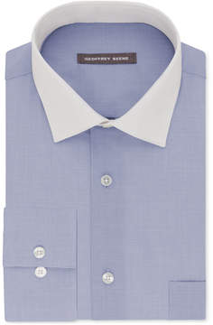Geoffrey Beene Men's Classic-Fit Wrinkle Free Aloe Wash Dress Shirt, Created for Macy's