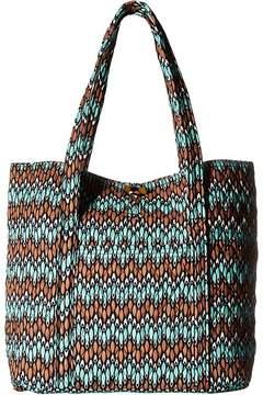 Vera Bradley Vera Tote Tote Handbags - SIERRA STREAM - STYLE