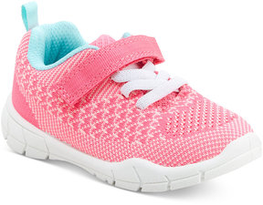 Carter's Swipe Knit Sneakers, Toddler Girls (4.5-10.5) & Little Girls (11-3)