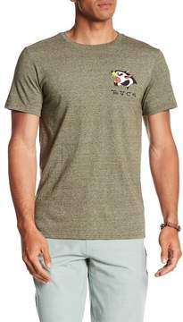 RVCA Panther Head Graphic Tee