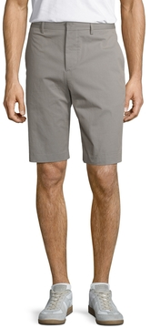 James Perse Men's Tailored Flat Front Shorts