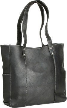Le Donne LeDonne Leather Company Leather Tote - Rivet