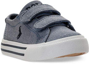 Polo Ralph Lauren Toddler Boys' Slater Ez Casual Sneakers from Finish Line