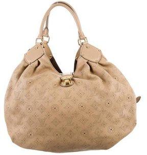 Louis Vuitton Mahina XL Hobo - NEUTRALS - STYLE