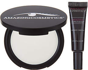 Amazing Cosmetics AmazingCosmetics Concealer and Velvet Mineral Powderset