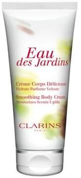 Clarins Eau des Jardins Smoothing Body Cream/6.7 oz.