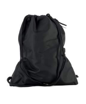 Marcelo Burlon County of Milan Black Fabric Backpack