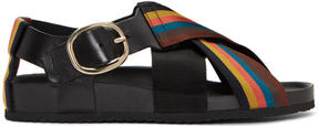 Paul Smith Multicolor Light Striped Ray Sandals