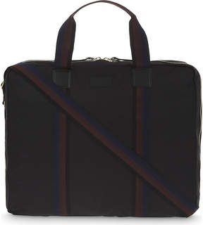 Paul Smith Accessories City Webbing nylon suit carrier