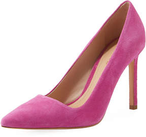 Schutz Farah Suede Pointed Pump
