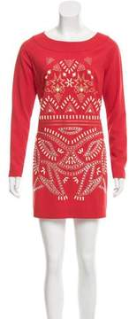 ALICE by Temperley Embellished Mini Dress