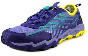 Merrell Ml- B Hydro Run Youth Round Toe Synthetic Blue Running Shoe.