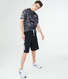 Aeropostale Tapout Off The Grid Athletic Shorts