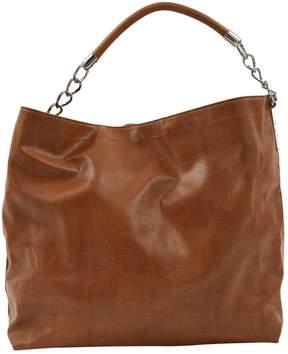 Armani Jeans Camel Plastic Handbag