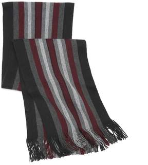 Apt. 9 Men's Striped Raschel Scarf
