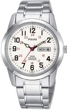 Pulsar Men's Stainless Steel Watch - PJ6007