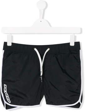Trunks Rrd Kids Teen logo swim shorts