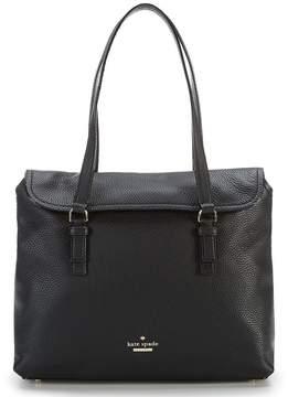 Kate Spade Jackson Street Arietta Shoulder Bag - BLACK - STYLE