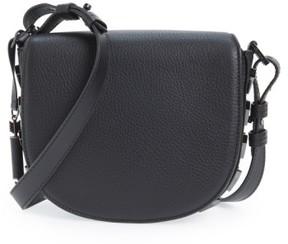 Mackage 'Rima' Leather Crossbody Bag - Black