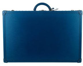 Louis Vuitton Epi Alzer 70 Hardsided Trunk