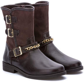 Rachel Girls' Tribeca Moto Boot