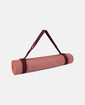 adidas by Stella McCartney Stella McCartney orange yoga mat