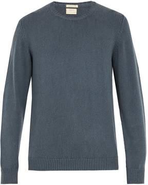 Massimo Alba Crew-neck cashmere sweater