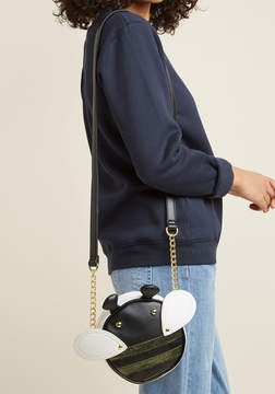 Betsey Johnson Buzzy Signal Bag