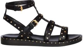 Janet & Janet Leather Sandals