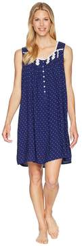 Eileen West Rayon Short Chemise Women's Pajama
