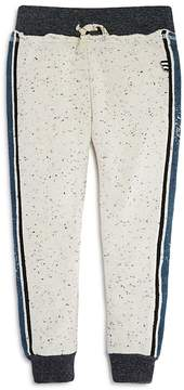 Splendid Boys' Speckled & Striped French Terry Joggers - Little Kid